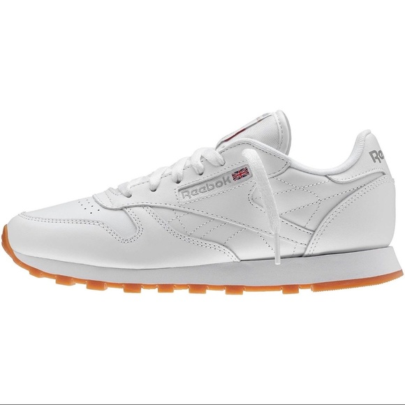 9d32439c1e9ea Reebok Classic Leather White